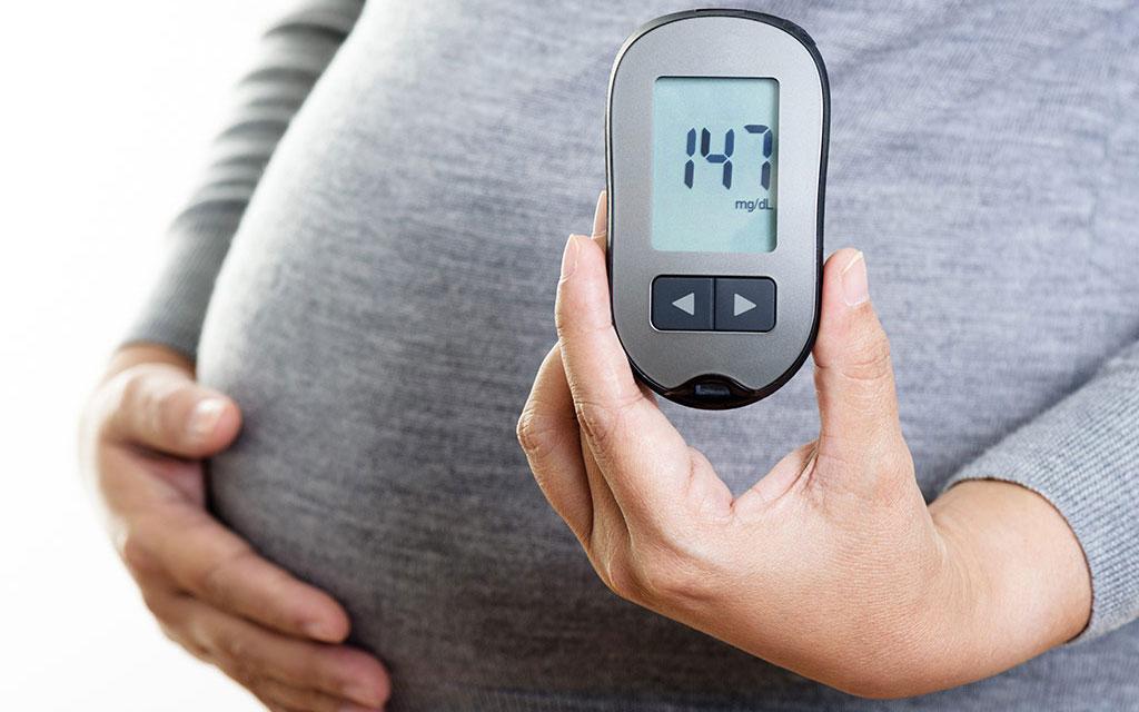 دیابت دوران بارداری